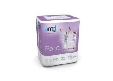 Image de AMD Pants Maxi Large (14 pc)